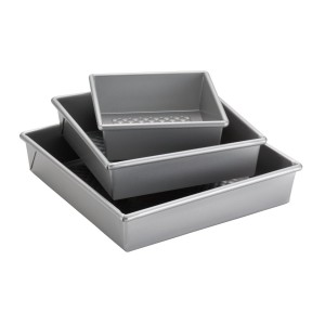 3.Top 10 Best Square Bakeware Pans Reviews in 2020