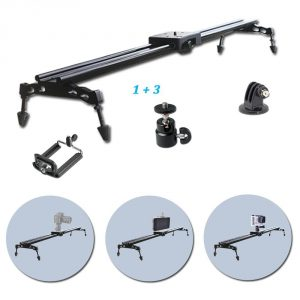 3.Top 10 Best Camera Track Dolly Sliders Reviews