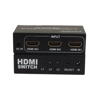 Top 10 Best HDMI Switches for Gaming Reviews in 2020
