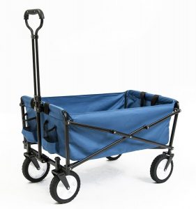 Top 10 Best Portable Folding Wagons Reviews in 2020