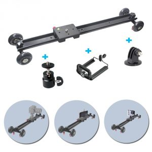 9.Top 10 Best Camera Track Dolly Sliders Reviews