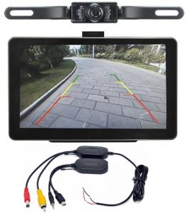 Top 10 Best Car Rearview Cameras Reviews in 2020