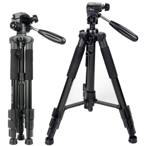 Top 10 Cheap DSLR Camera Tripods Reviews