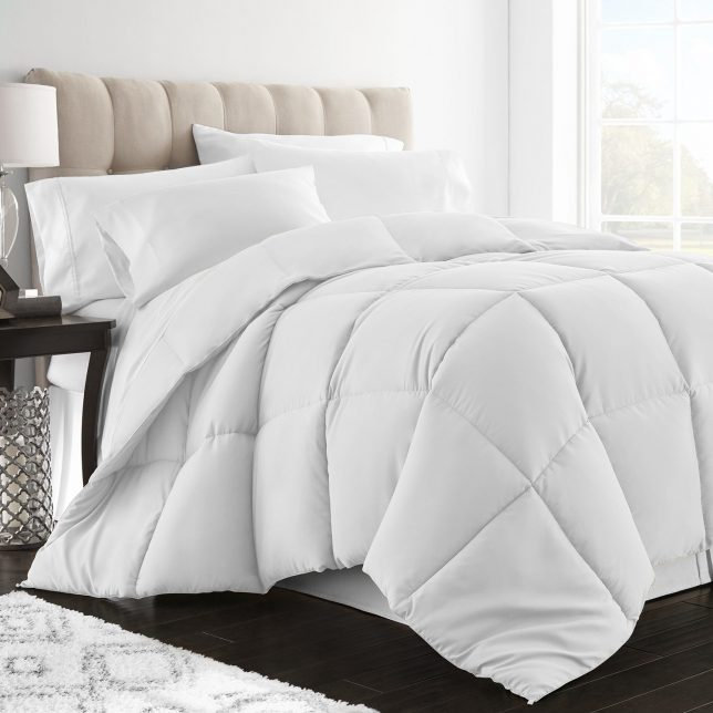 Top 10 Best Duvet Inserts in 2020 - Reviews and Buyer's Guide