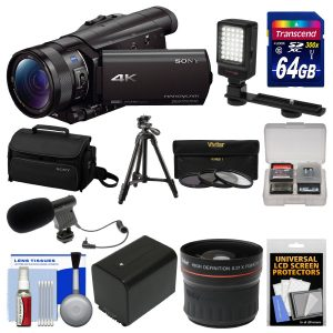 10.Top 10 Best 4K HD Camcorders 2020 Review