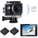 Top 10 Best 4K Action Cameras Reviews
