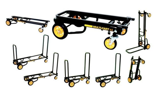 Top 10 Best Hand Trucks For Moving (Appliances, Furniture & Boxes) in 2020