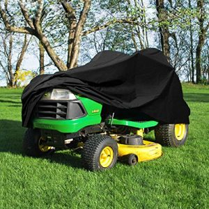 4.Top 10 Best Riding Lawn Mowers Cover 2020 Review