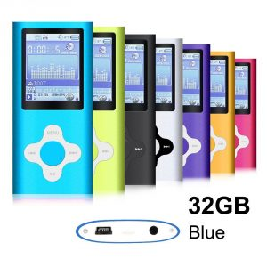 9.Top 10 Best Portable Mp3 Players 2019 Review
