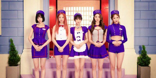 10.Top 10 Popular Korean Kpop Girl Groups In 2020