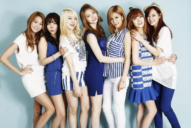 2.Top 10 Popular Korean Kpop Girl Groups In 2020