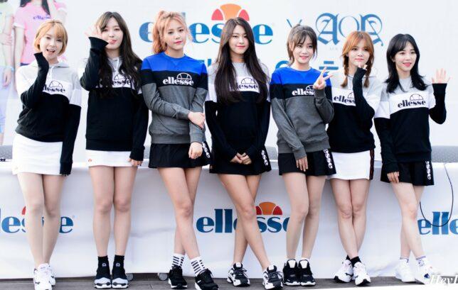 3.Top 10 Popular Korean Kpop Girl Groups In 2020