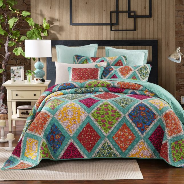 4.Top 10 Best Quilt Sets in 2020