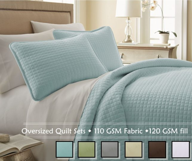 5.Top 10 Best Quilt Sets in 2020
