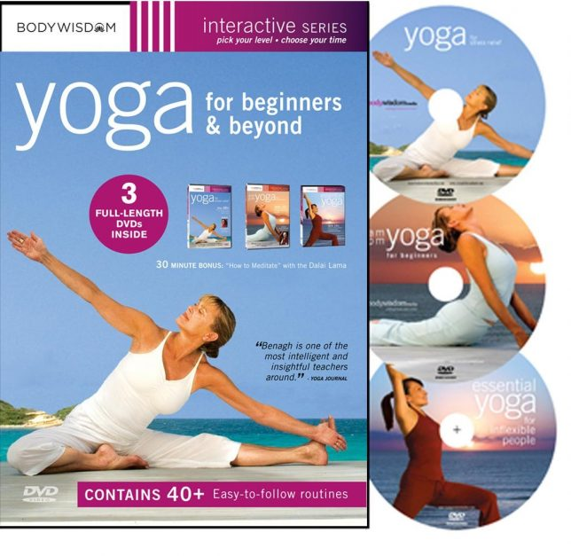 6.Top 10 Best Yoga DVDs in 2020