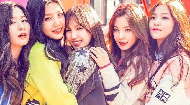 6.Top 10 Popular Korean Kpop Girl Groups In 2020