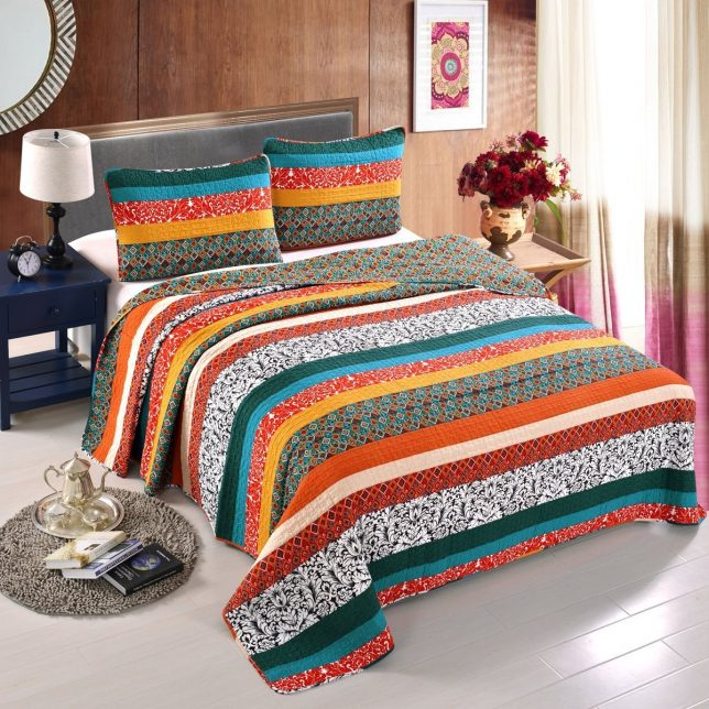 7.Top 10 Best Quilt Sets in 2020