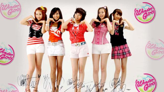 7.Top 10 Popular Korean Kpop Girl Groups In 2020