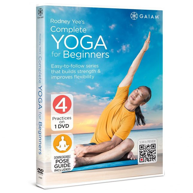 8.Top 10 Best Yoga DVDs in 2020