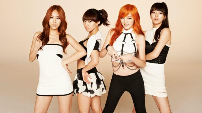 8.Top 10 Popular Korean Kpop Girl Groups In 2020
