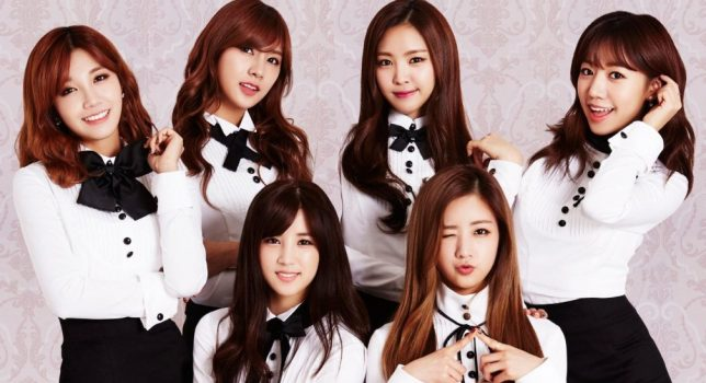 9.Top 10 Popular Korean Kpop Girl Groups In 2020