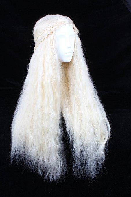 Top 5 Best Halloween Hair Wigs Reviews