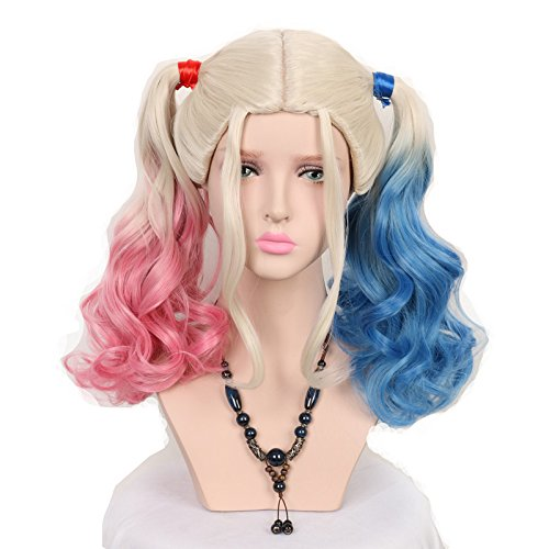 Top 5 Best Halloween Hair Wigs Reviews