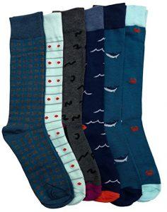 Top 10 Best Patterned Dress Socks for 2020 Reviews