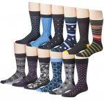 Top 10 Best Patterned Dress Socks Reviews