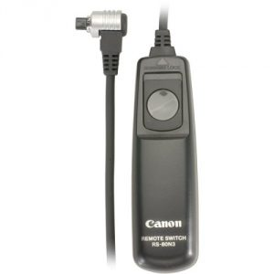 Top 10 Best Remote Switch Canon Reviews