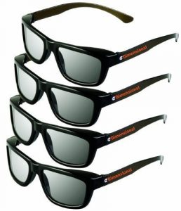Top 10 Best 3D TV Glasses Reviews