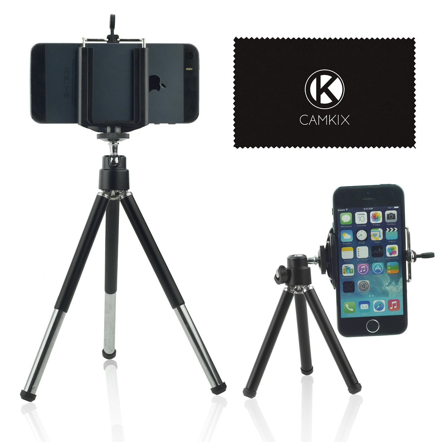 Top 7 Best Smartphone Tripods Reviews