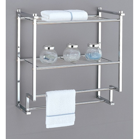 Top 10 Best Bathroom Shelves Reviews