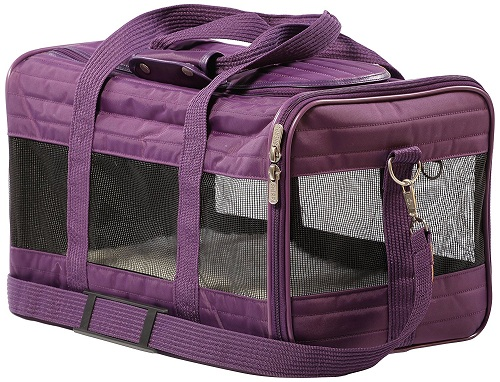 Top 10 Best Pet Soft-Sided Carriers Reviews