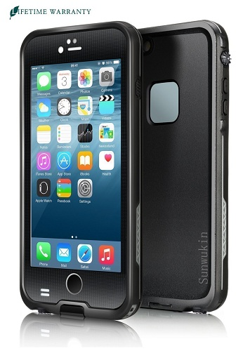 Top 10 Best Water Proof Case for iPhone 6 Reviews in 2020