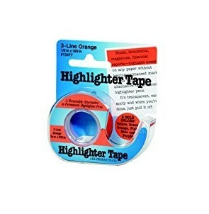 Top 10 Best Highlighter for Student Tape Reviews