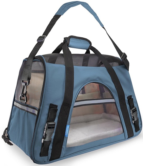 Top 10 Best Pet Carrier Soft Sided Reviews in 2020