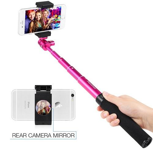 Top 10 Best Selfie Stick for Smartphone Reviews in 2020