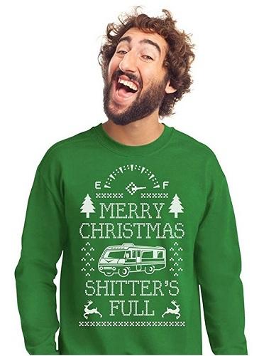 Top 10 Best Christmas Sweater Men's Sweatshirt Reviews in 2019