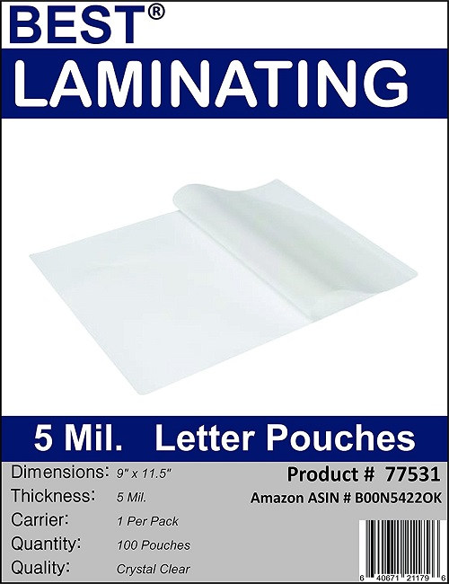 Best Five Laminate Papers Reviews