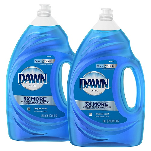 Best rated dishwashing detergent on sale reviews