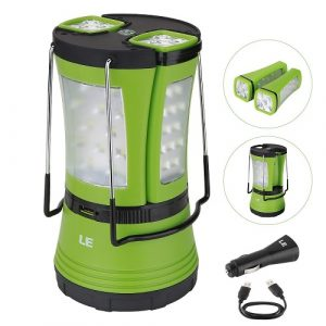 Best LED Rechargeable Lanterns Reviews in 2020