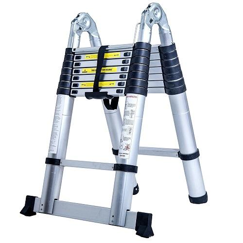 Best Telescoping Ladders In 2019 Reviews