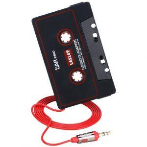 10 Best Car Audio Cassette Adapter Reviews