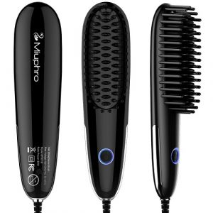 Women's Best Hair Straightening Brushes Reviews