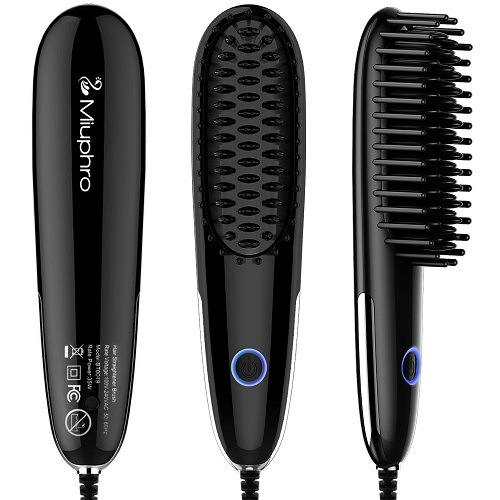 Women's Best Hair Straightening Brushes