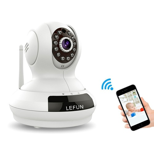Top 10 Best Nanny Cams for Surveillance Purposes