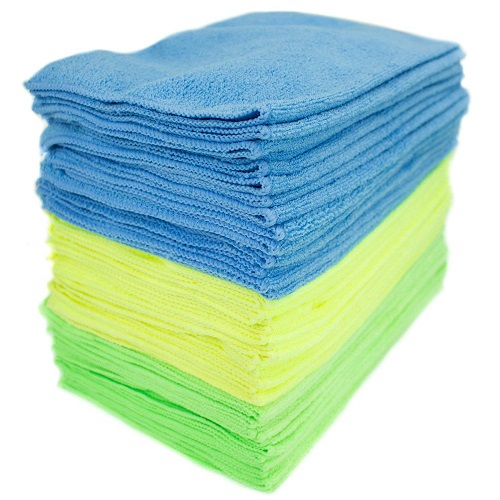 Microfiber Cleaning Clothes - The Best Ones You Can Get