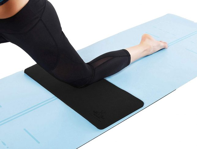 Do Yoga with the Best Yoga Knee Pads