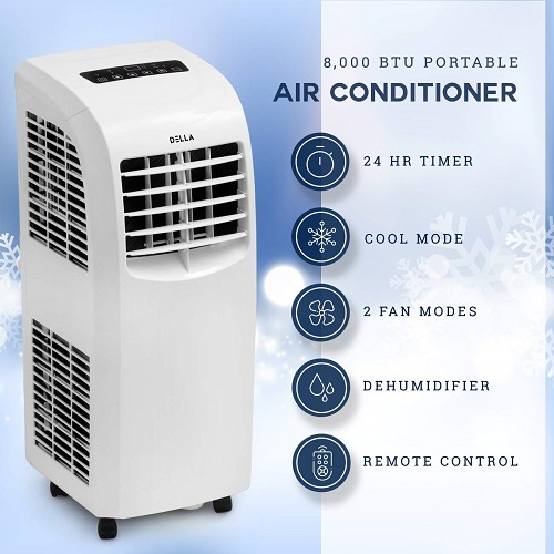 The 10 Best Portable Air Conditioners to Get Right Now